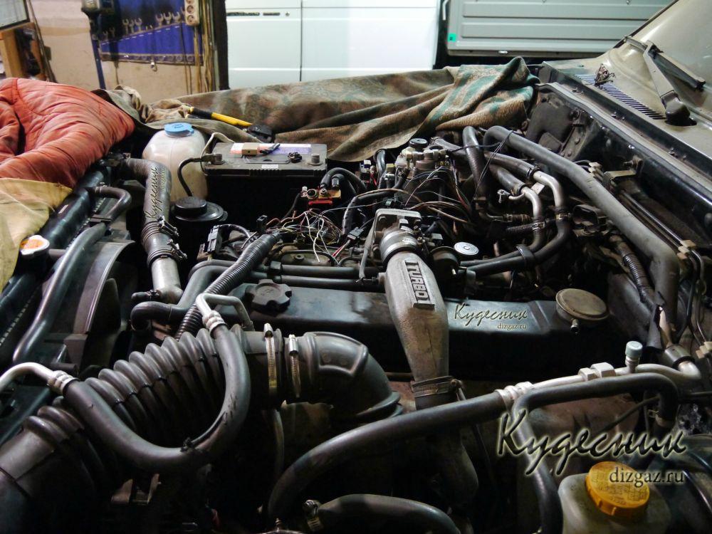 Двигатель C Механическая Коробка Передач (Мкпп) На